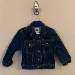Kids Gap Jean Jacket Size XXS (3)